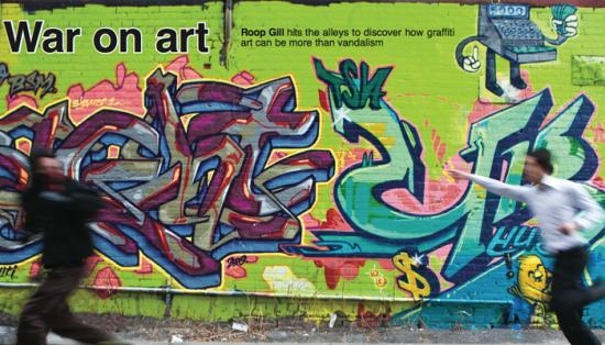 War on art