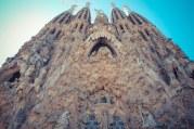 Sagrada Familia - Nativity facade