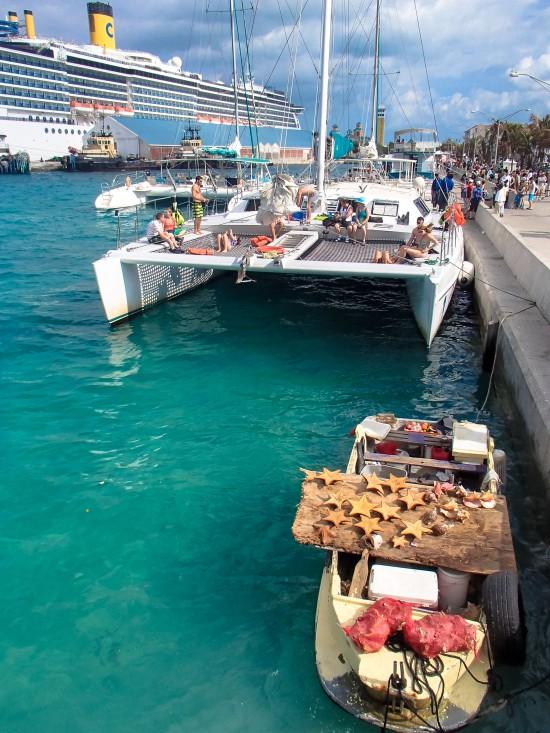 Nassau port