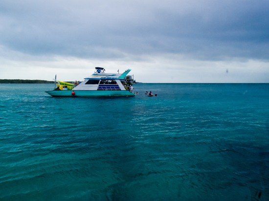 Bahamas - snorkelling