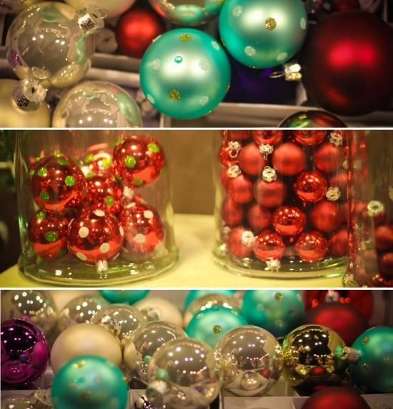 Sostrene grene ornaments