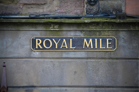 Edinburgh-Royal Mile