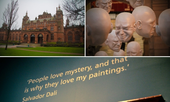 Glasgow-Kelvingrove Art Gallery
