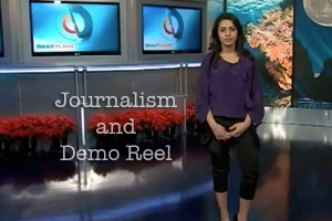 Journalism and Demo Reel