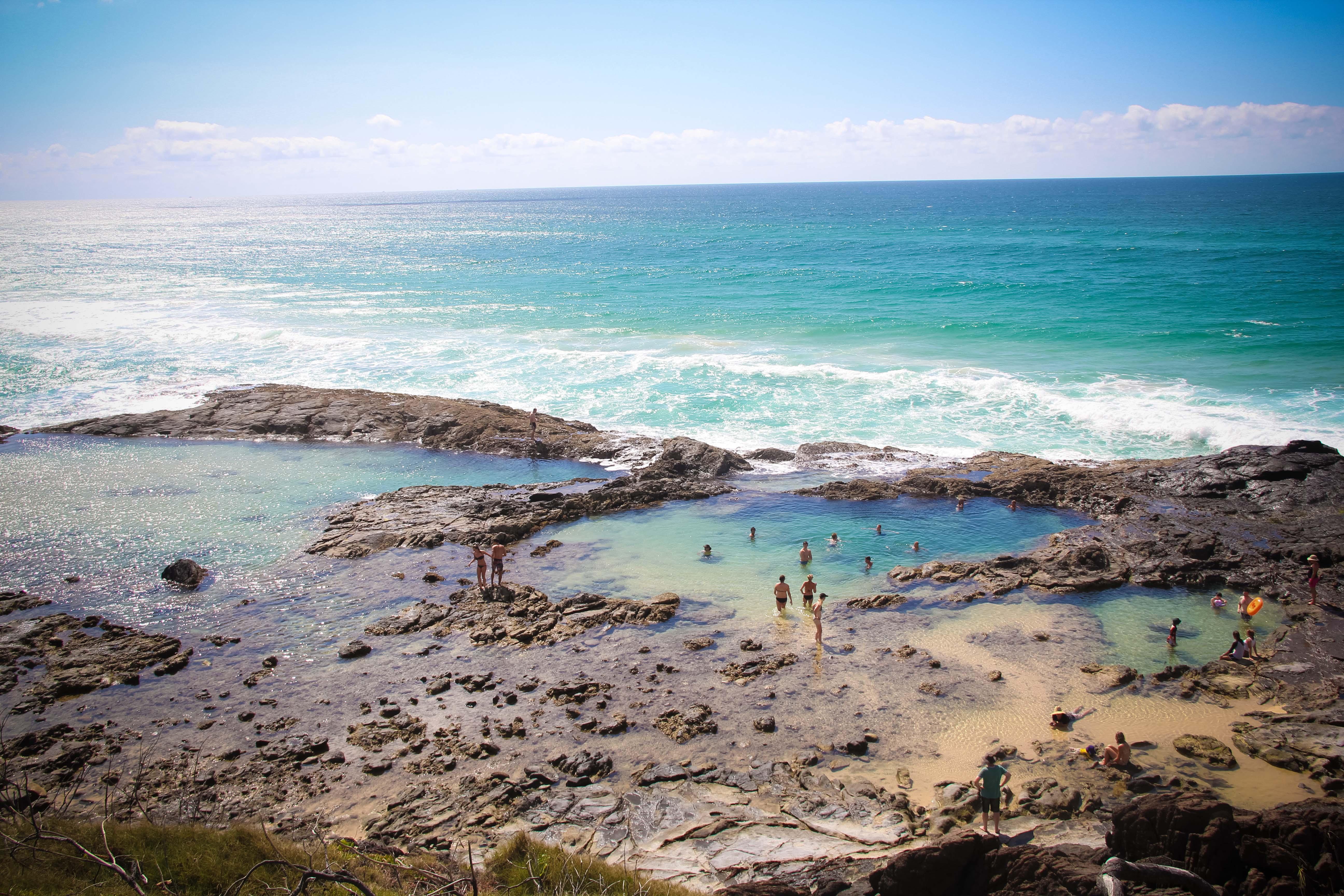 Big  Fraser Island