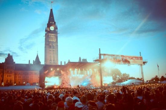 Canada Day 2012