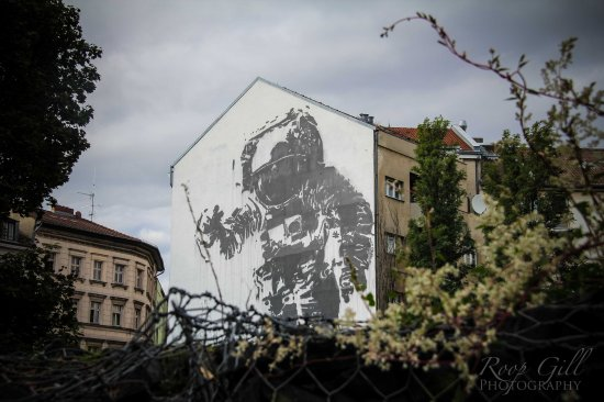 Kreuzberg Spaceman