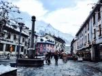Main square Chamonix