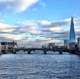 Home Is Where The Shard Is: London, UK