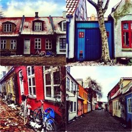 The Prettiest Street in Town: Aarhus, Denmark