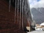 Chamonix icicles
