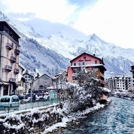 The Cool Kids Call It 'Cham': Chamonix, France
