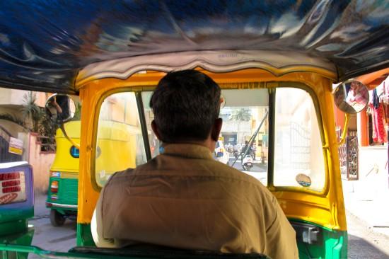 Auto Rickshaw in Bangalore
