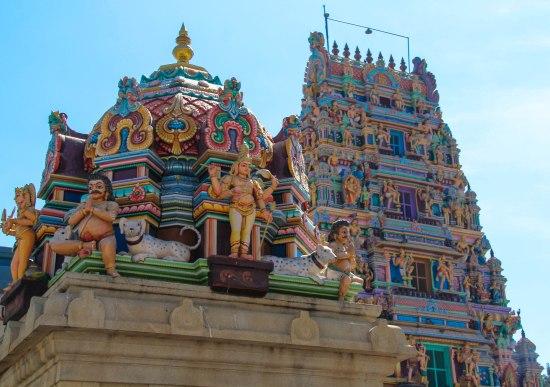 Meenakshi Temple Bangalore