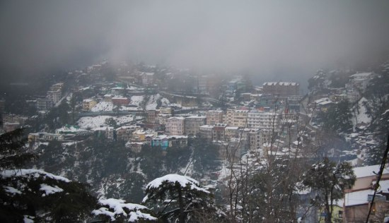 Shimla Skyline