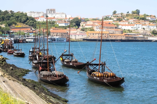 Porto from Villa Nova de Gaia