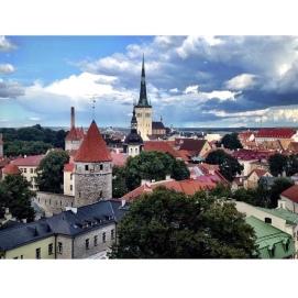 Tallin: a fairy tale town