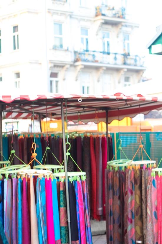 Vienna Naschmarkt