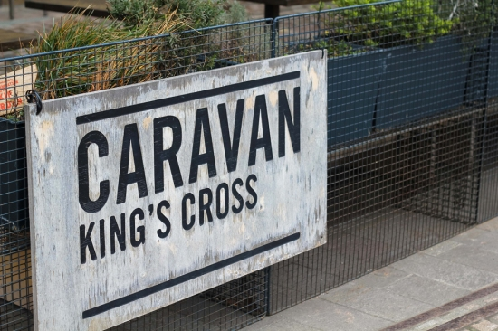 Caravan Kings Cross