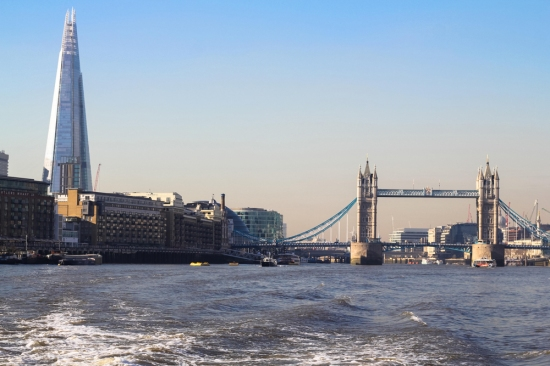 Tower Bridge Shard