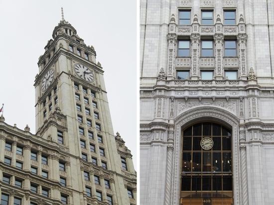 The Wrigley Building Chicago