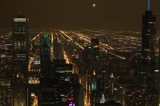 john hancock sky lounge chicago