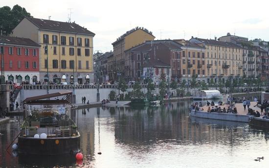 Ticinese Milan