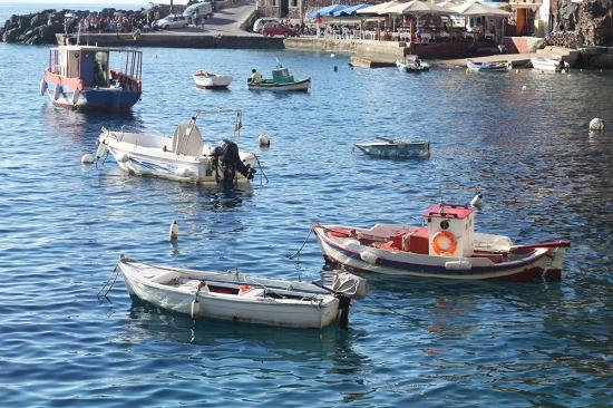 Santorini Amoudi Bay